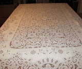 Lace Tablecloth, Vintage