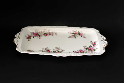 Royal Albert, Lavender Rose, Large Sandwich Tray