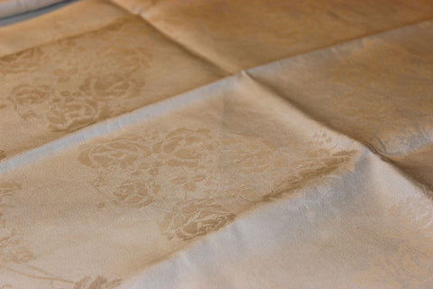 Double Damask Linen Napkins