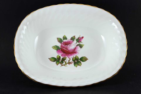 Northumbria Carleton Rose Vegetable Serving Bowl