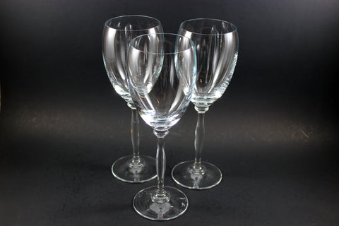 Orrefors Balans Wine Glasses