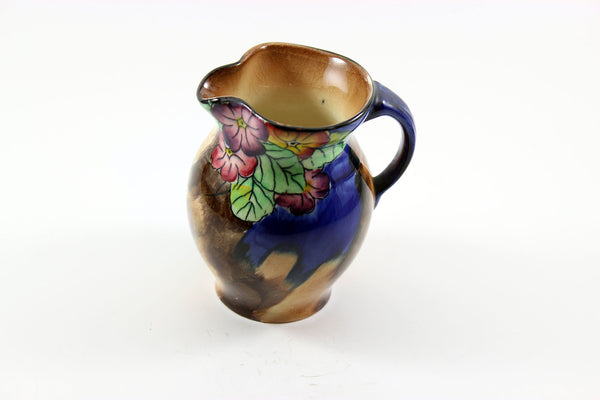 Primula, H & K Tunstall, Hand painted Creamer