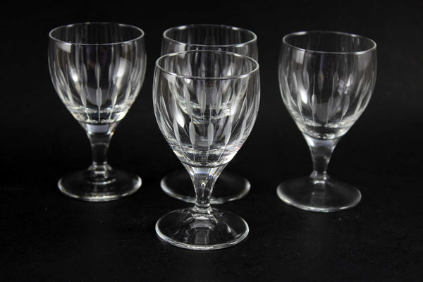 Rosenthal Crystal, Sherry or Port Glasses