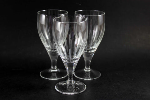 Rosenthal Crystal, White Wine Glasses