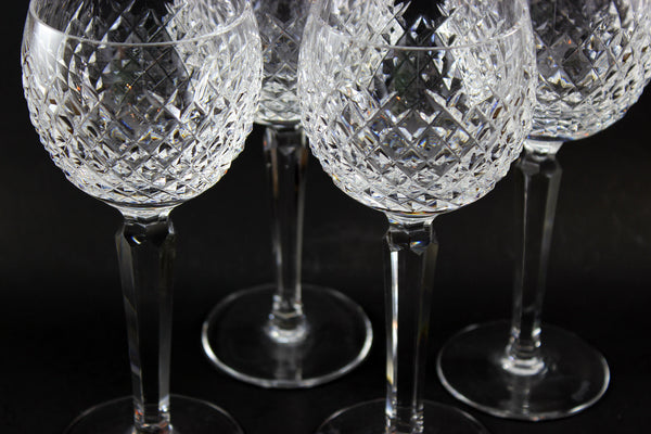 Waterford Crystal Alana Wine Hock Glasses
