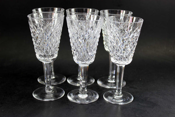 Waterford, Alana, Sherry Glasses