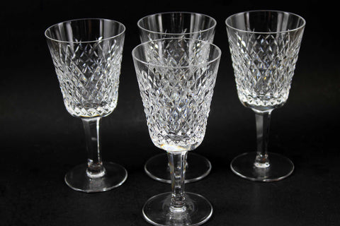Waterford Crystal, Vintage Alana, White