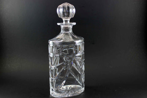 Waterford Crystal Decanter Unknown Pattern