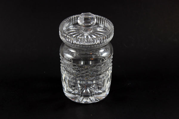 Waterford Crystal Jam or Condiment Jar