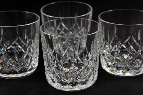 Waterford Crystal, Lismore Rocks Glasses