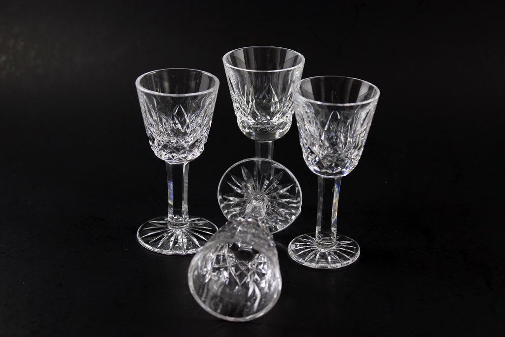 Waterford Crystal Small Liqueurcordial Lismore With A Past