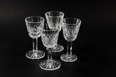 Waterford Crystal Small Liqueur/Cordial Lismore Pattern