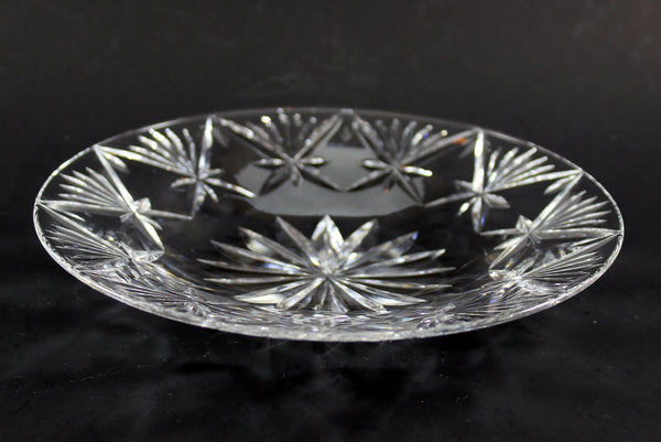 Webb Corbett Crystal, Salad/Dessert Plate, Chantilly