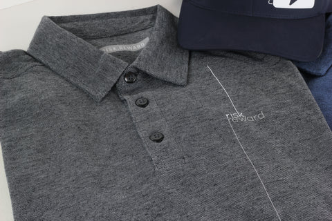 Risk.Reward® Golf Polo | Double Pins
