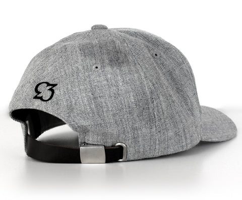 Risk.Reward® Golf Hat with Ball Marker - Block Leather Strap