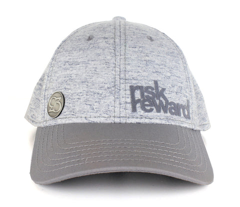Risk.Reward® Golf Hat with Ball Marker - LowPro