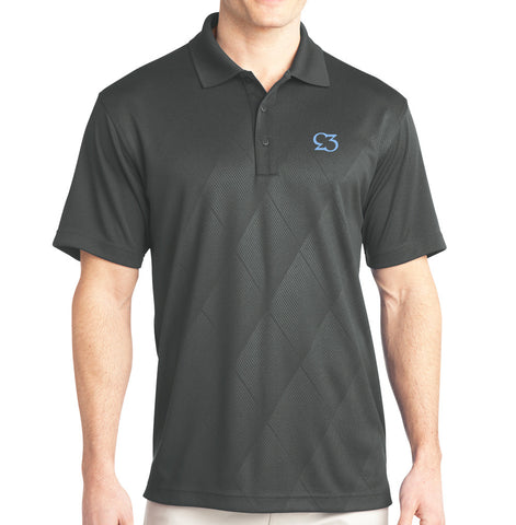 Risk.Reward® Mens Golf Polo | Basic