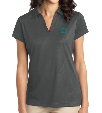 Risk.Reward® Ladies Golf Polo | Basic - RISK REWARD GOLF