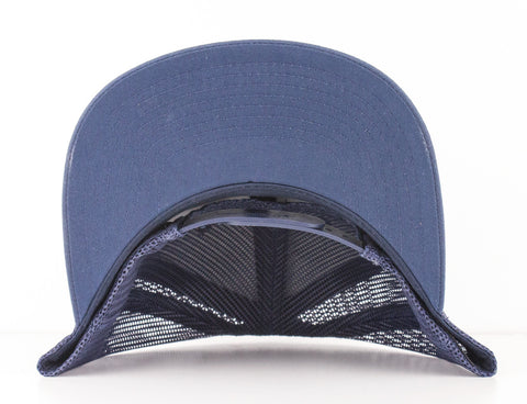 Risk.Reward® Golf Hat with Ball Marker - Statement Navy and Gray - RISK REWARD GOLF