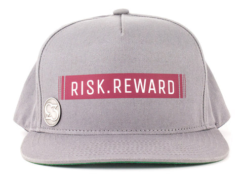 Risk Reward Golf Hat - Barcode