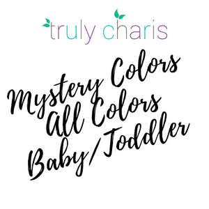 Mystery Color Baby & Toddler Woolies (All Colors)