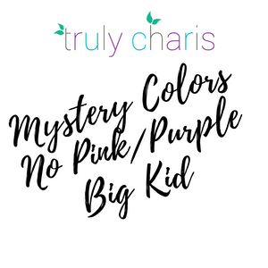 Mystery Color Big Kid Woolies (No Pink/Purple)