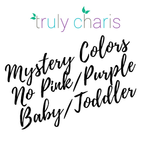 Mystery Color Baby & Toddler Woolies (No Pink/Purple)