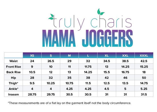 Truly Rox Preorder - Mama Joggers