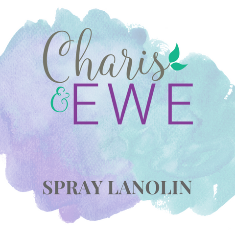 Charis 'N Ewe Spray Lanolin - Unscented