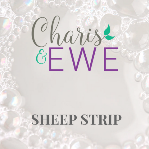 Charis 'N Ewe Sheep Strip