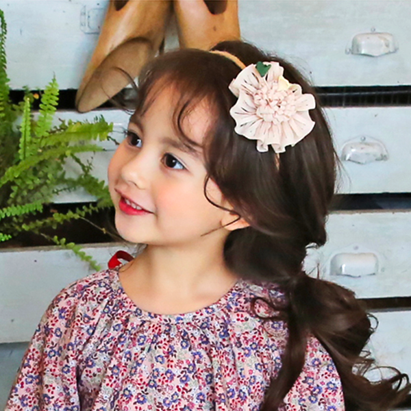 Olivia Floral Hairband