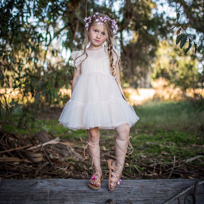 Charlotte Royal Dress [IVORY, 3-4 YRS, 4-5 YRS]