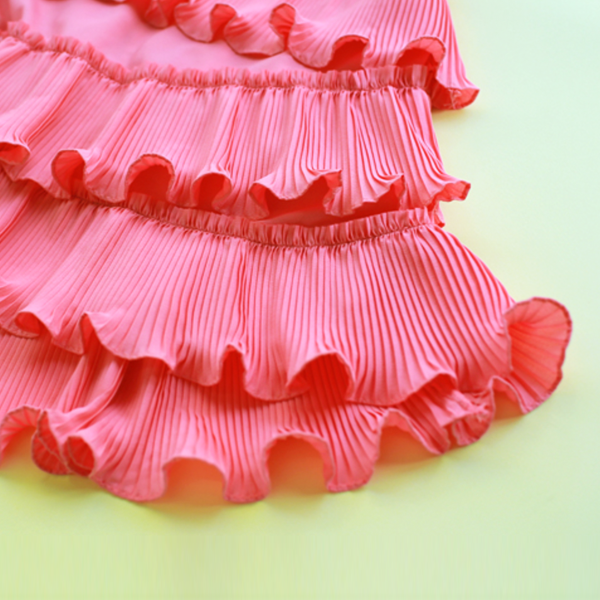 Jolie Pleated Dress