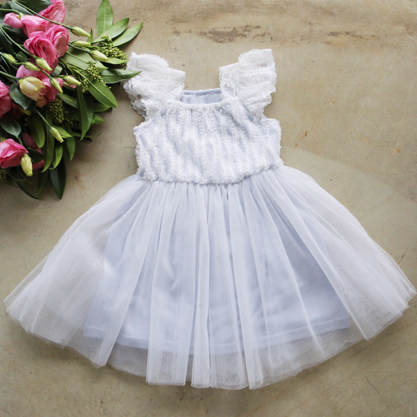 Lydia Tulle Dress