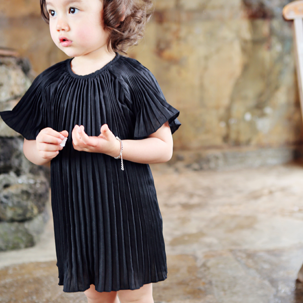 Piper Pleated Dress