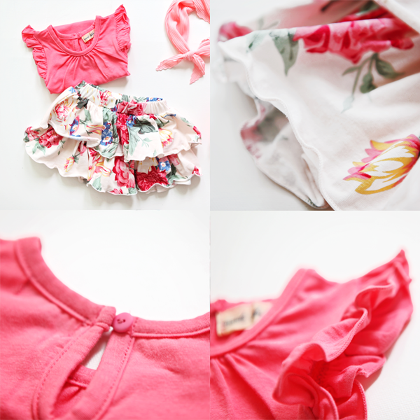 Filippi Floral Set [2-3 YEARS]