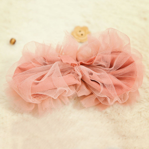 Chiffon Cordelia Hair Clip for little girls
