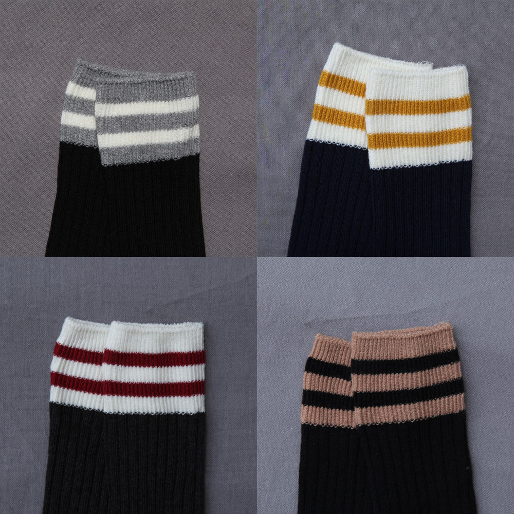 Torrance Knee-High Socks, fall socks for little girls