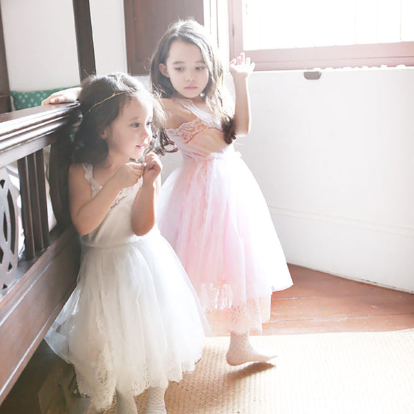 Laila Ballerina Dress [6-7 YEARS]