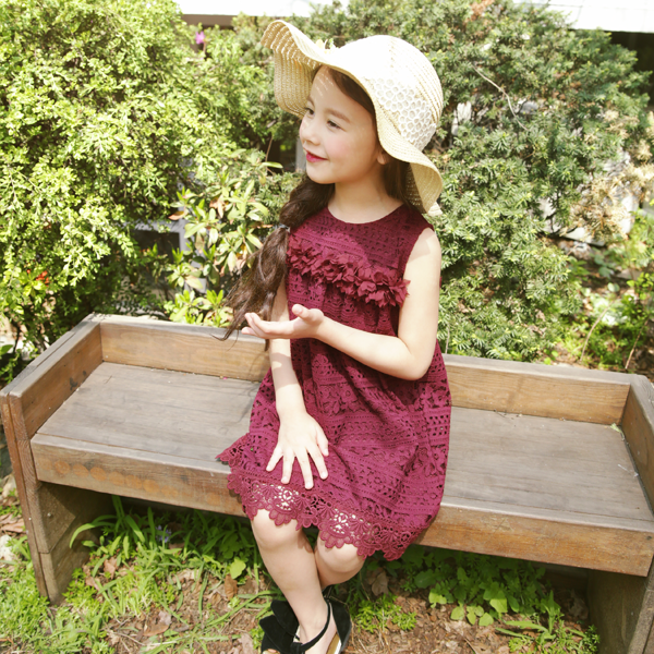 Shelly Lace Dress