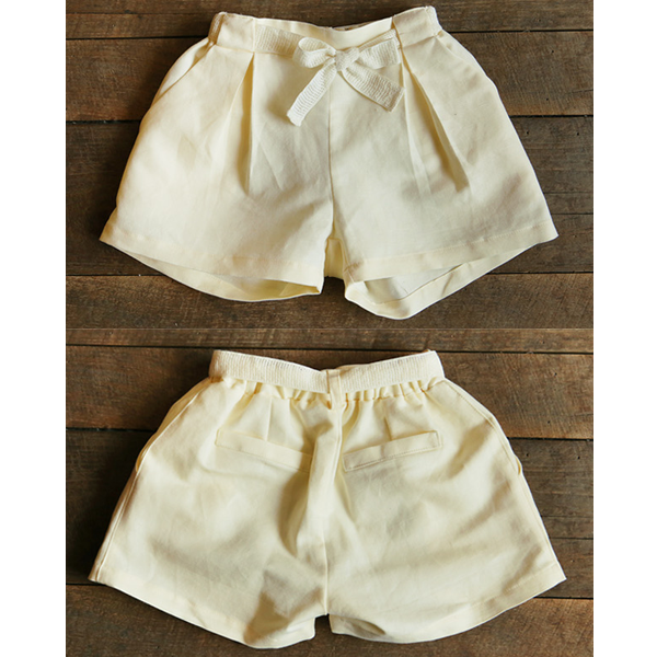 Delora Belted Shorts