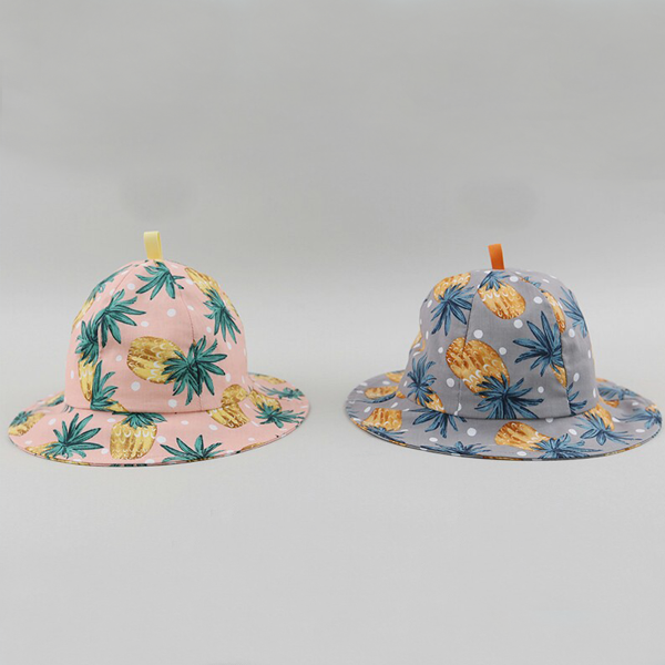 Pineapple Summer Hat