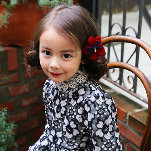 Hermion Lace Dress [5-6 YEARS]