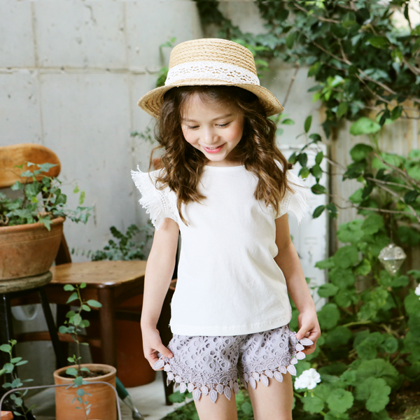 Mariel Tassel Top [GREY / 4-5 YRS]