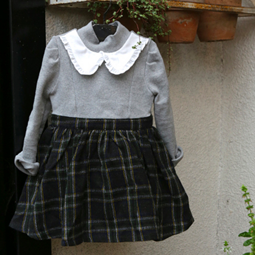 Odelly Dress [3-4 YRS]
