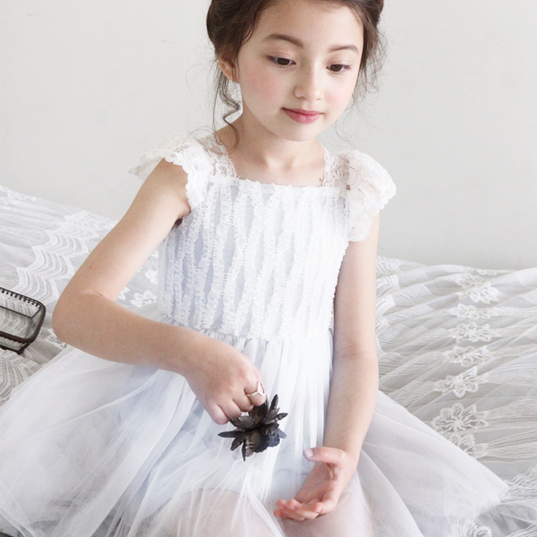Lydia Tulle Dress [3-4 YEARS]