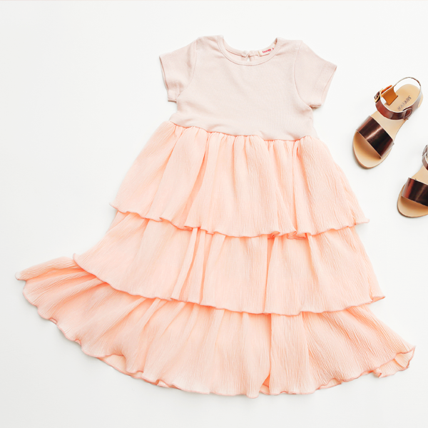 Frida Ruffle Dress