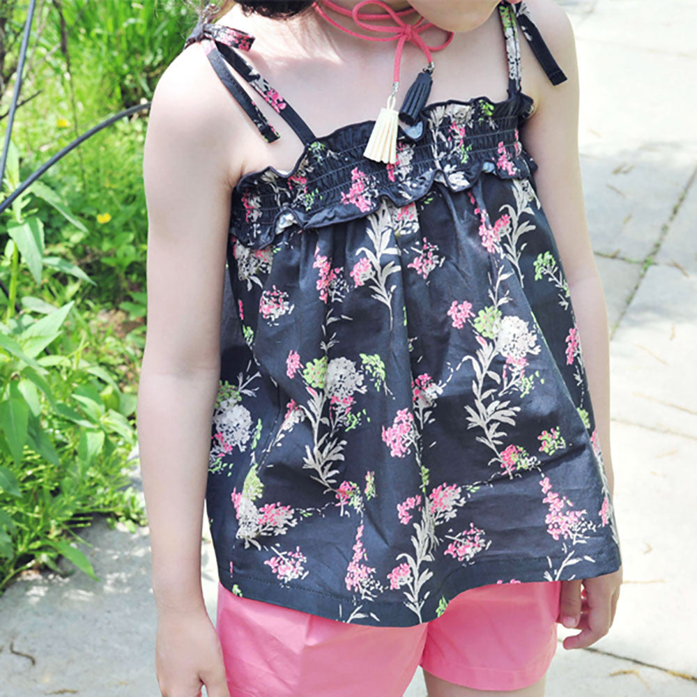 Penny Sleeveless Top[2-3 YRS, 3-4 YRS]