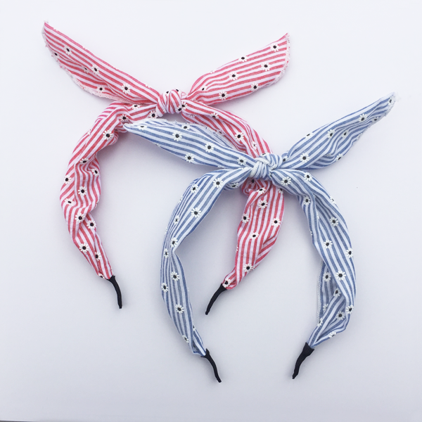 July Fourth Hairband