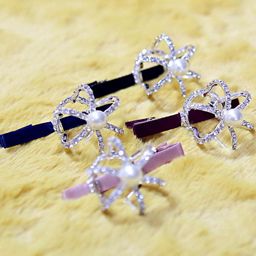 Royal Crown Hair Clip for little girls